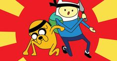 Adventure Time ninjas