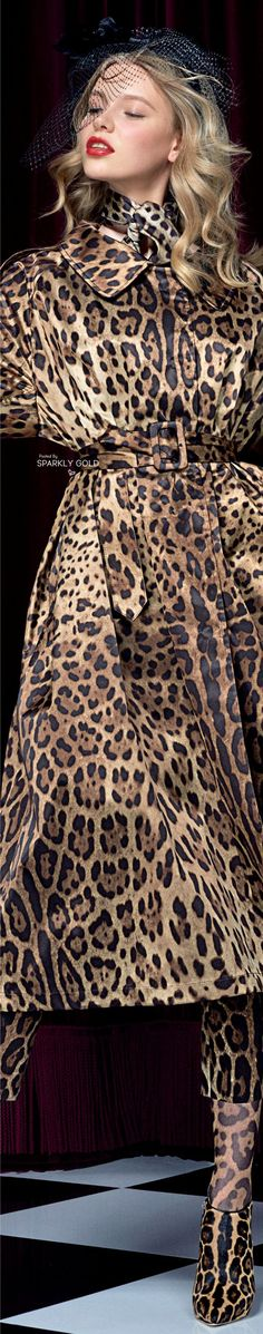 My husband's biggest fear!!  Animal print...out of control!!