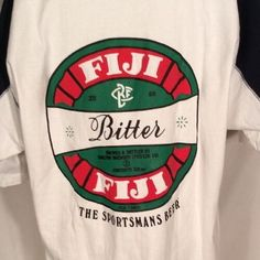 New #Fiji #Bitter The #Sportsmans #Beer Shirt #LocalMotion #GraphicTee #weselldeadpeoplesstuffhq