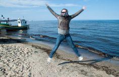 Morze, trening! Sama myśl o tym niesie! :D