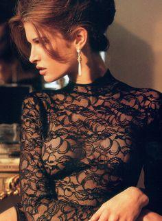 Victoria's Secret, Original Supermodels, Stephanie Seymour, Australia Photos, Prom Queens, Portraits, Makeup Art, Pop Culture, Ruffle Blouse