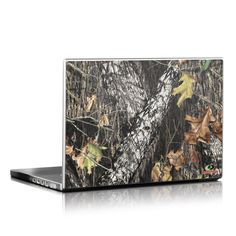 Cover your laptop in Mossy Oak!
