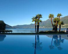 Hotel Eden Roc : Ascona, Switzerland : The Leading Hotels of the World