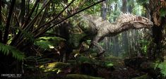 JurassicWorld_IndominusRex_Albino_Jungle.jpg (1600×761)