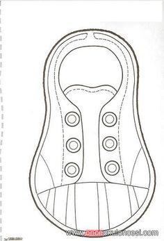 ayakkabı bağlama...(kalıplı) - Önce Okul Öncesi Ekibi Forum Sitesi - Biz Bu İşi Biliyoruz