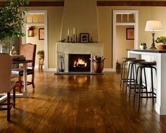 Residential Flooring | Flooring Products | Hardwood | Product: Black Acacia - Tinted Taupe | DETAILS