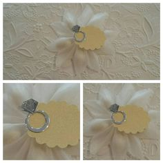 Check out this item in my Etsy shop https://www.etsy.com/listing/183940861/confetti-flowerwedding-ring