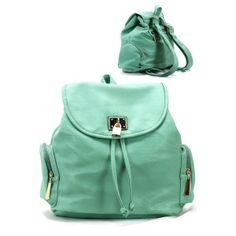 Mei Backpack Handbag