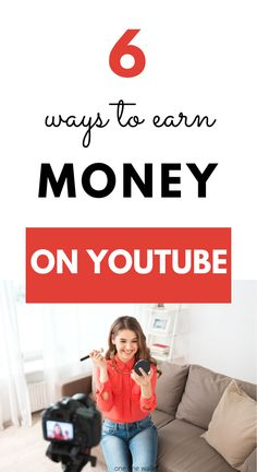 Ways To Earn Money, Make Money Online, How To Make Money, Youtube Hacks, You Youtube, Youtube Secrets, Start Youtube Channel, How To Start Youtube, Marketing Software