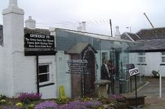 Gretna Green is just a few miles from Annan. In case you haven't heard Gretna Greene is the instant marriage capital of the world. It all started in Scotland where young people over the age of 16 could legally marry by saying vows to each other