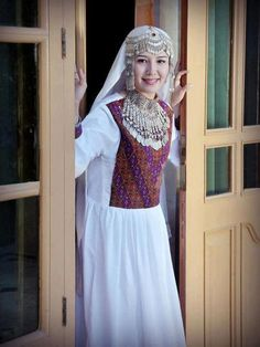 Afghan Traditional Clothing