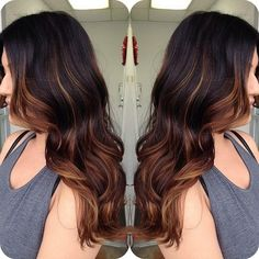 This is EXACTLY what I want! Lotus hair appointment in April, here I come!: