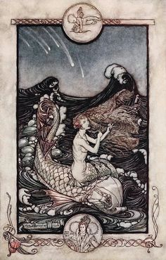 To hear the sea-maid's music - A Midsummer-Night's Dream by William Shakespeare, 1908