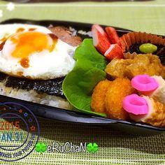 レシピとお料理がひらめくSnapDish - 45件のもぐもぐ - Husband Lunch Box(*^・^)チュ☆ by ♡eRuChaN♡