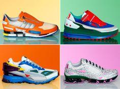 Raf Simons x Adidas Originals Collection  :  Spring / Summer 2014