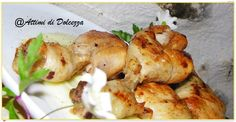 COSCE DI POLLO SENZA OLIO / CHICKEN THIGHS WITHOUT OIL