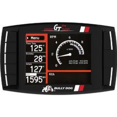 Bully Dog 40450 GT Tuner For Toyota Tundra Tacoma Sequoia. Get the most performance from your Toyota Truck.
