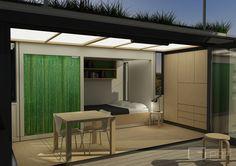 dwell | G-Pod. Architect Dan Sparks, Sunshine Coast AU