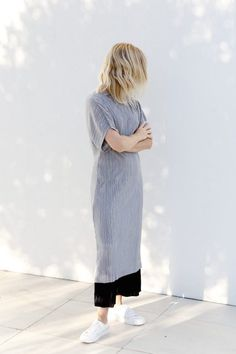 A Minimal And Chic Look For Everyday