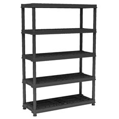 Plastic Shelving Unit Review Plastic Shelving Units, Dark Colors, Home Furniture, Nice, Home Decor, Decoration Home, Plastic Shelves, Home Goods Furniture, Room Decor