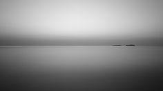 calm at the Mediterranean