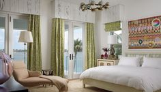 Master Bedroom, Palm Beach by Beale-Lana Interior Design