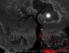 Cthulhu's Kingdom by Acrylicdreams on DeviantArt