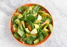 American Summer Salad With California Avocados