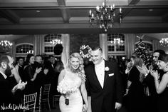 Jasmine & Justin JUST MARRIED in our Celebrations Ballroom!