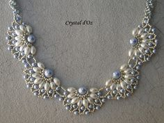 Les perles Crystal d'Oz: Collier                                                                                                                                                                                 More