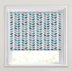 Covent Emerge Patterned Roller Blinds - Wide