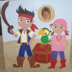 Jake and the Neverland Pirates Halloween Jake Werewolf with Pumpkin Treasure Che
