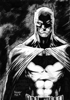 Batman by Natanael Maia