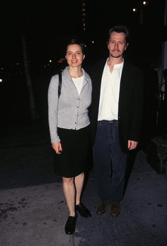 ❤️ Gary Oldman & Isabella Rossellini