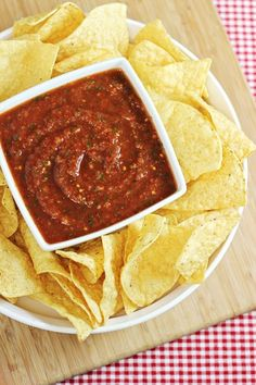 Restaurant-Style Chipotle Salsa Recipe