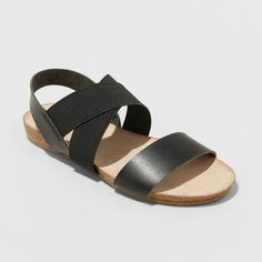 9a2b9349f4b4a5 Women s Kerryn Footbed Sandals - Universal Thread™