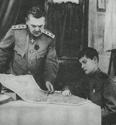 at Mogilev? 1916?
