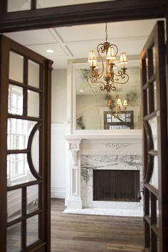 Trim/Carpentry     Architectural detail and beautiful carpentry are the hallmarks of any Whitestone Builders custom home.  Find your unique carpentry style are meticulously matched to the home period. ---> #french #doors #charleston