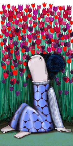 Donde nadie me encuentre - Natalia Nogueira | Arte digital