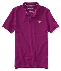 Aeropostale Mens A87 Uniform Rugby Polo Shirt 689 XL Aero... https://www.amazon.com/dp/B00KOA4D6I/ref=cm_sw_r_pi_dp_x_5eX5xbRTJ1T92