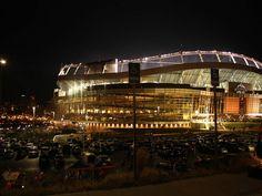 Invesco Field, at Mile High, Denver.  Go Broncos!