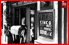 Había una vez… en una pequeña calle del barrio de Sant Gervasi de Barcelona, un lugar de esos que nos gustan, con magia, con encanto y con estilo, Bodega Padua. http://www.lovermut.com/articulos-lovermut/bodega-padua