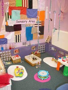 Sensory area