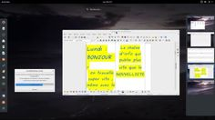 (°_°) Travaillez vite avec Gnome @LinuxNews007 (°_°)