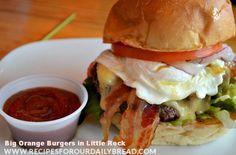 Big Orange Restaurant in Little Rock