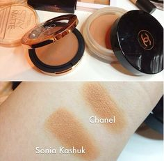 Cream bronzer dupes.