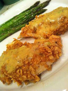 » Honey mustard chicken Brittany's Texan Table