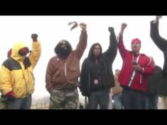 Winter Tension at Standing Rock | 411 Truth | Published Nov 30, 2016 | https://youtu.be/AlbE1ogzlS4 | Click to watch and share video (2:47).