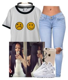 """Shopping Malls/Out to eat/Exploration-Nini"" by saucinonyou999 ❤ liked on Polyvore featuring Chicnova Fashion, Incase, ZeroUV and Humble Chic"