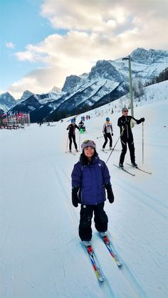 Cross Country Skiing at the Canmore Nordic Centre : Play Outside Guide